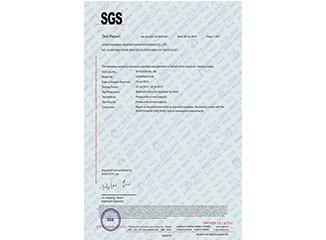 RoHS认证检测报告英文版