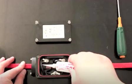 电热带产品、附件安装详细步骤
