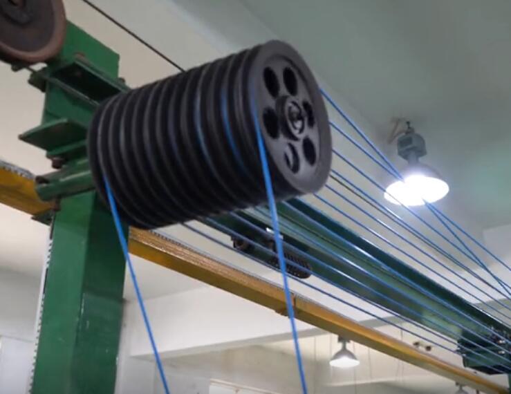 发热电缆电采暖厂家 发热电缆生产线