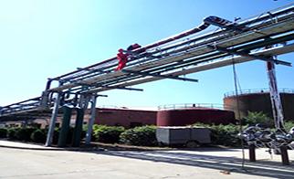 大庆炼化聚合物二厂热风炉改造工艺瓦斯外网项目管道电伴热保温