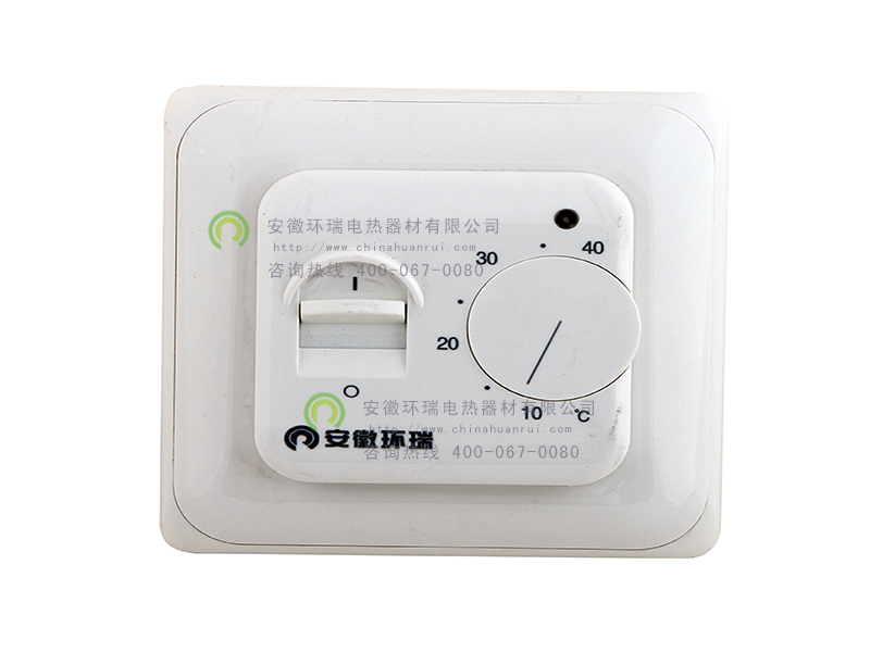 发热电缆手动温控器